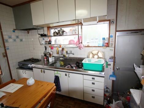 S様邸(星和台町)キッチン施工前