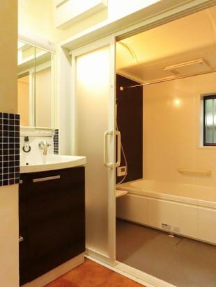 M様邸(黒髪町)浴室