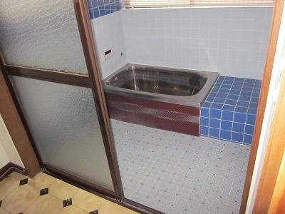 M様邸(棚方町)浴室施工前