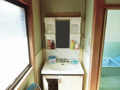S様邸(田平町)洗面台施工前