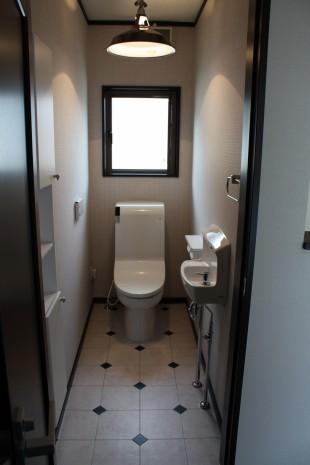 M様邸(泉町)トイレ
