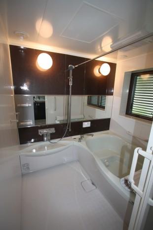 M様邸(泉町)浴室