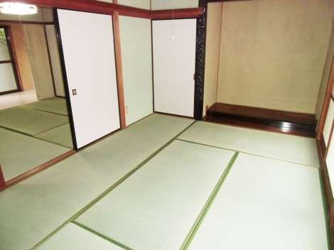 S様邸(田平町)和室施工後